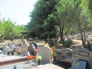 cimetière antibes