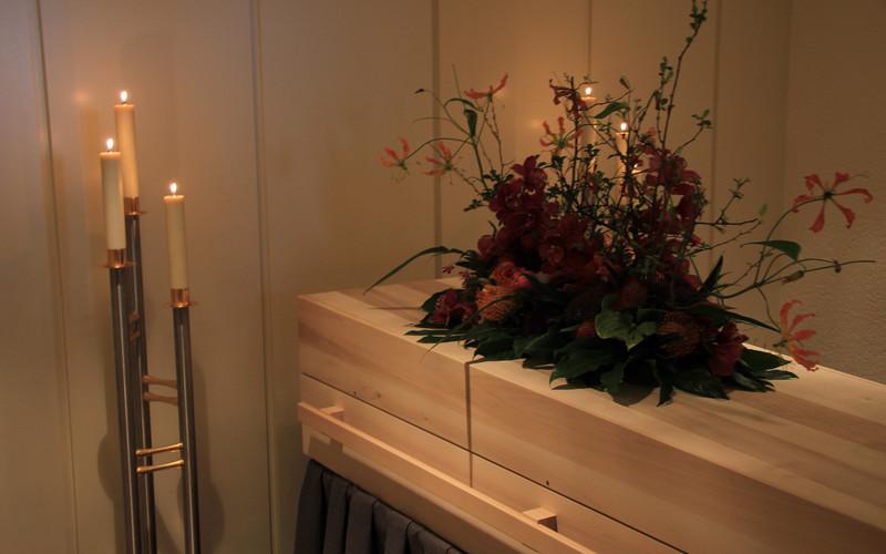 cercueil en bois