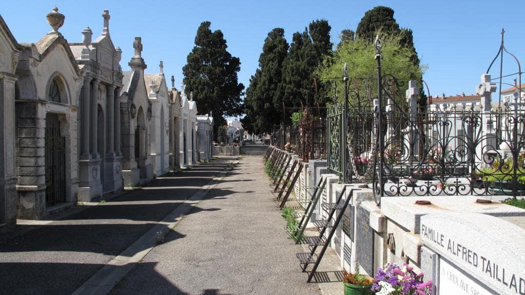 cimetière perpignan