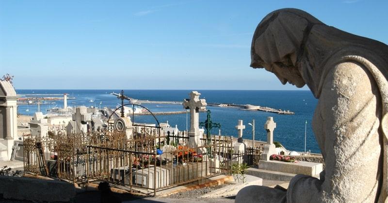 cimetière marin sete